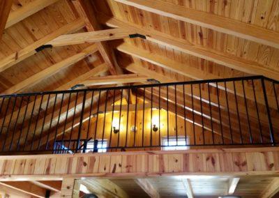 Custom Loft Railing